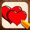 Drawing Ideas Hearts