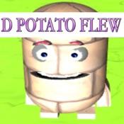 D Potato flew around my room