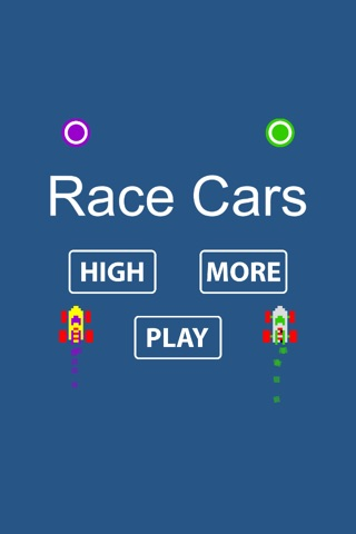 Races cars screenshot 3