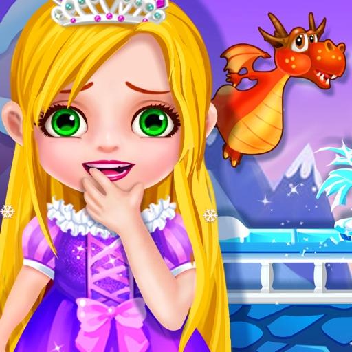 Ice Princess Warrior - Brave Love Story & Dragon Rescue