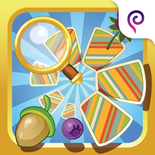 Magic Forest Trio: Educational games for Kids with Cards and Puzzles iOS App
