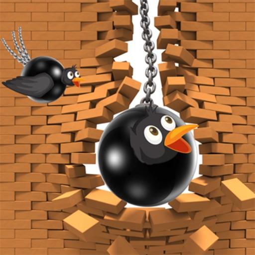 Iron Ball Bird - Fun Free Adventure Game for kids,boys,girls iOS App