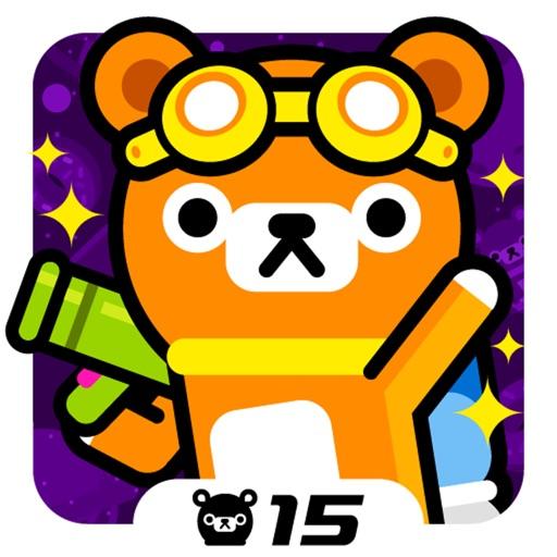 塌屁熊-火箭冲锋:Rocket Rush – Tappi Bear【横向射击】
