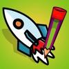Aktiv! Malbuch des Weltraums Für Kinder: Spiele Zu Malen Sterne und Planeten Lernen