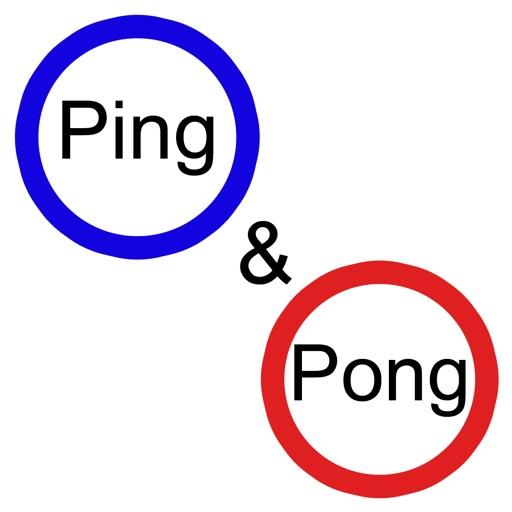 Ping & Pong iOS App