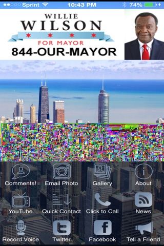 Our Mayor - City of Chicago screenshot 1