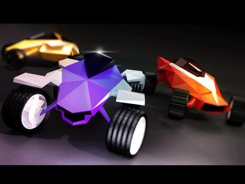 Игра Stunt Rush - 3D Buggy Racing