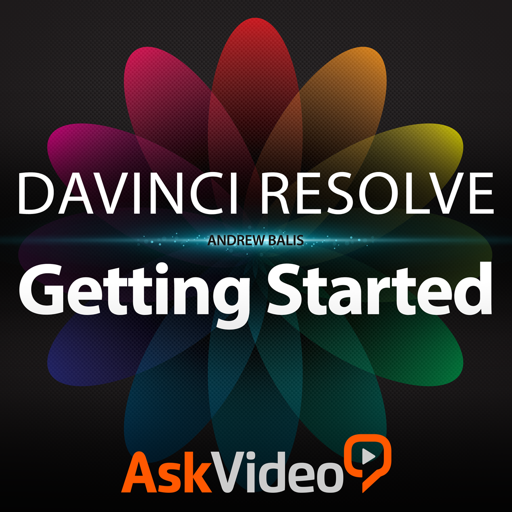 Course For DaVinci Resolve 101 - Getting Started