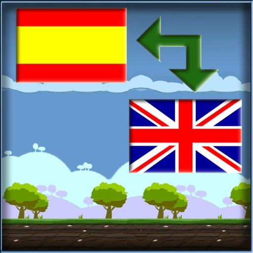 Learn English (español) iOS App
