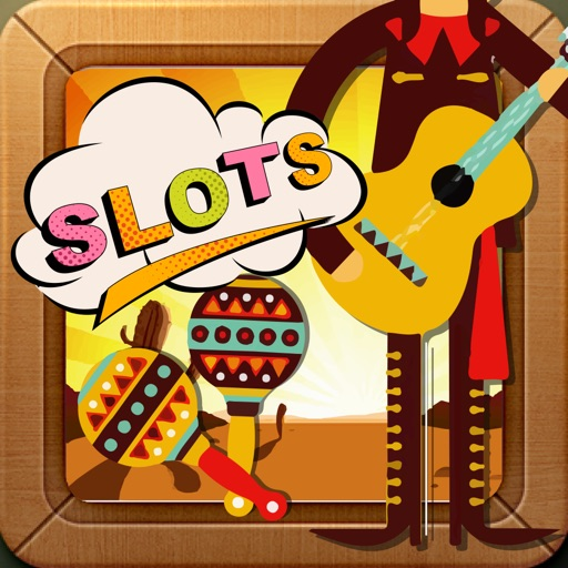 Mexican Slots Journey :  American Spanish Style Casinos Games Free iOS App