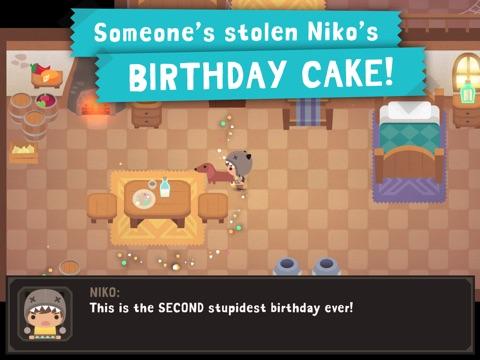 Monsters Ate My Birthday Cake  tablet App screenshot 1