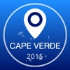 Cape Verde Offline Map + City Guide Navigator, Attractions and Transports