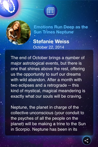 Horoscopes by Astrology.com - Daily Horoscopes, Compatibility Readings and More! screenshot 3