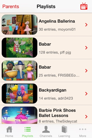 PonyViewer - Kids TV Viewer screenshot 4