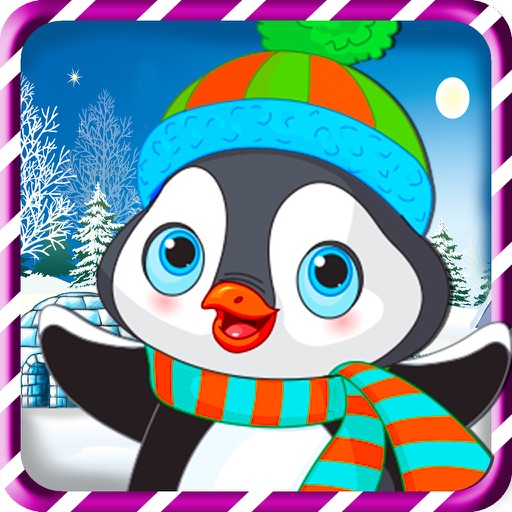 Animal Winter Dress up - Fun Makeover Games for Children iOS App