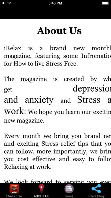 iRelax - Art of Stres... screenshot1