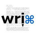 FioWriter - Productive text editor for iPhone & iPad with command keys and cloud sync icon