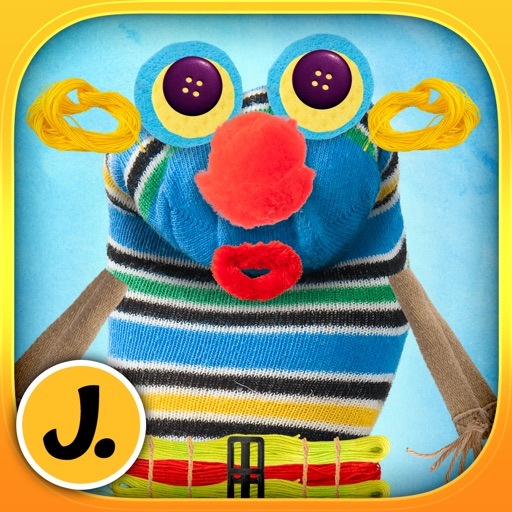 玩偶手工坊:Puppet Workshop – Creativity App for Kids