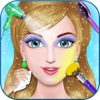 Beauty Princess Makeup & Makeover Spa Salon - Girls Games