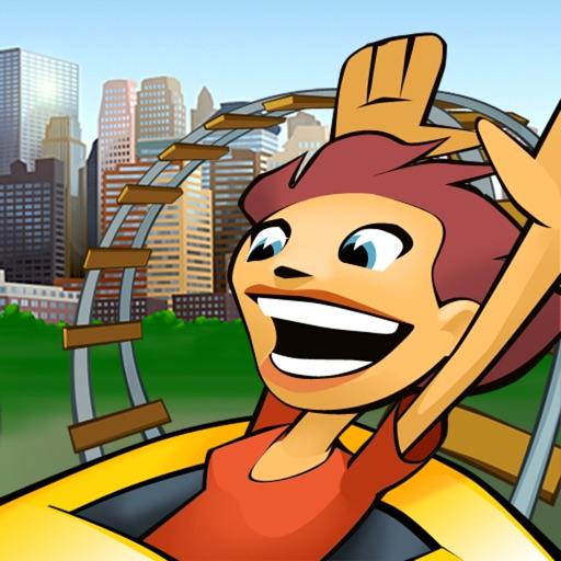 New York 3D Rollercoaster Rush