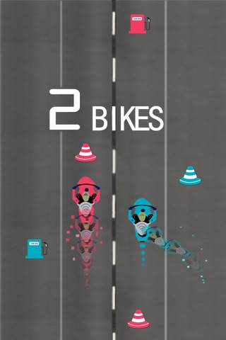 2 Bikes Hero screenshot 1