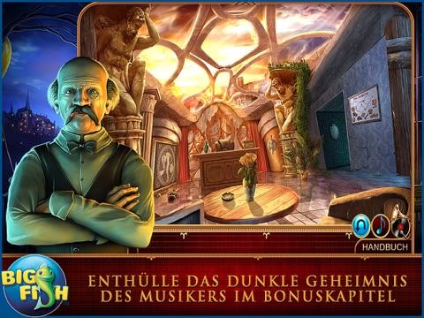 Cadenza: Music, Betrayal, and Death HD - A Hidden Object Detective Adventure screenshot 4