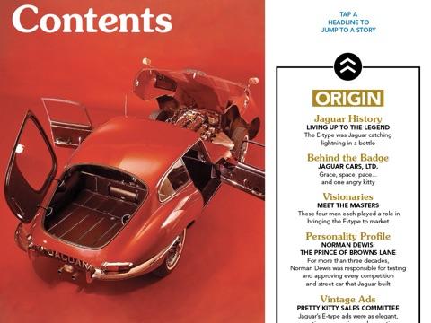 Jaguar E Type Essentials Interactive Book On The App Store