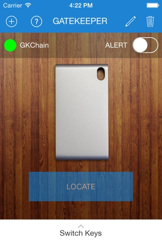 GateKeeper - Locate and Alert screenshot 2