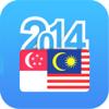 Singapore and Malaysia Calendar