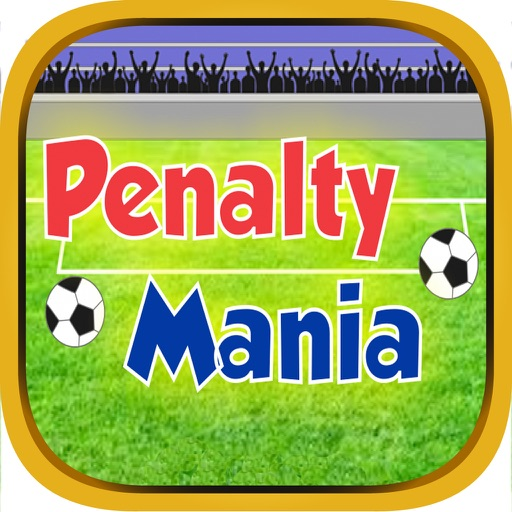 Football Penalty Mania iOS App