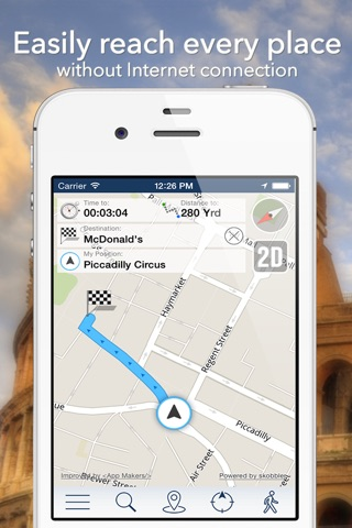 Colombia Offline Map + City Guide Navigator, Attractions and Transports screenshot 3