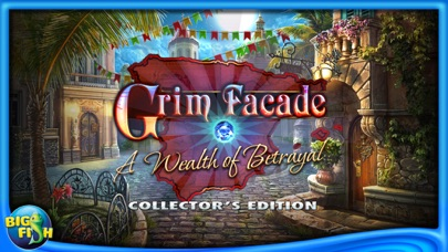 Grim Facade: A Wealth of Betrayal - A Hidden Objects Mystery Game-4