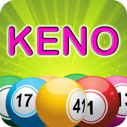 Las Vegas Keno iOS App