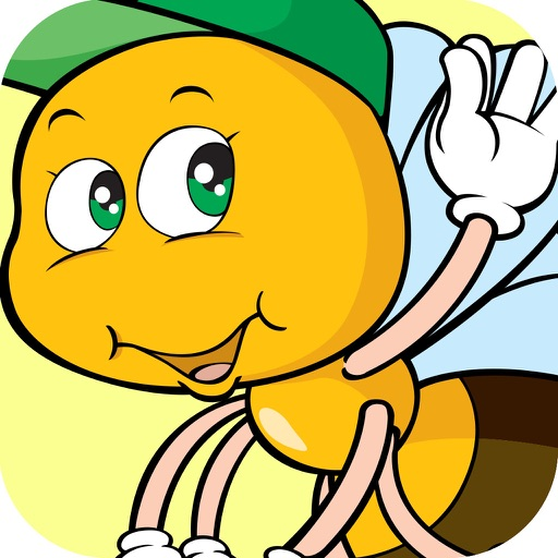 Adventure of the Sweet Honey Bee of Life Bug Vegas Slots iOS App