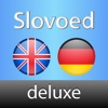 German <-> English Slovoed Deluxe talking dictionary