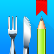 Nutrition Journal for iPad - vitamin and mineral diet calculator & nutrient tracker icon