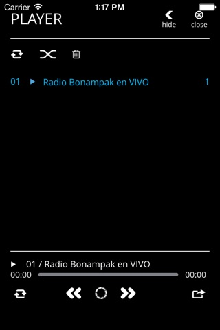Radio Bonampak screenshot 3