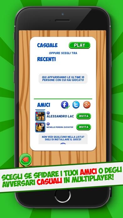Screenshot of Briscola Free4