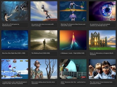 Alien Blue for iPad - reddit official client Screenshots