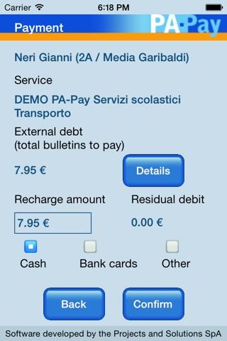 PA-Pay screenshot 3