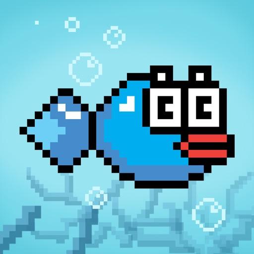 Crazy Fish Hero iOS App