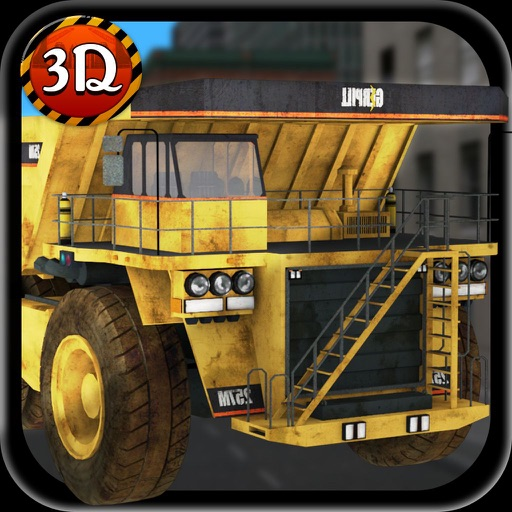Construction Truck Simulator 3D- real construction simulation and parking adventure game iOS App