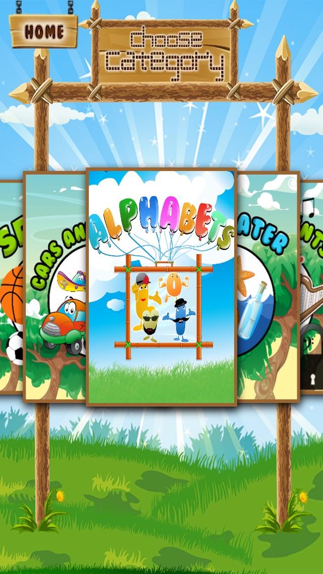 ABC Jeu de Mémoire Pour Les Enfants - Apprendre Avec L'alphabetCapture d'écran de 5