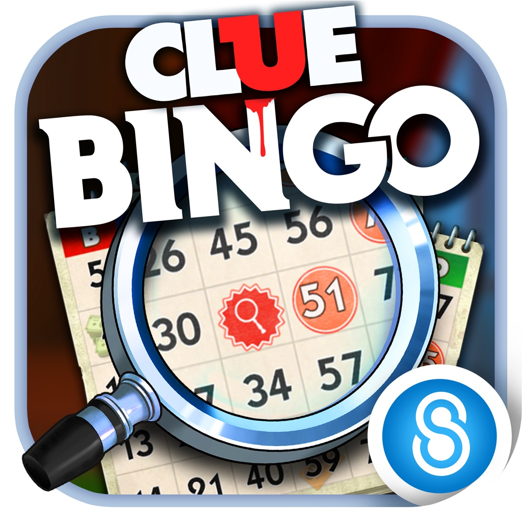 CLUE Bingo app for ipad