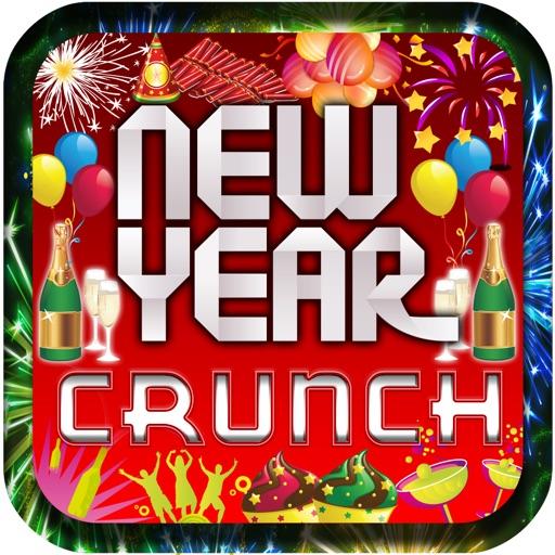 New Year Crunch iOS App