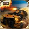 Battle Cars Beach Racing 3D