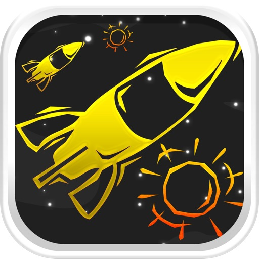Avoid the Sun Craze - Fast Tapping Space Blast Paid iOS App