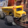 Top Bus Racing . Crazy Driving Derby Simulator Game Pro 3D