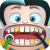 العاب طبيب الاسنان - برنامج لعبة دكتور اطفال براعم و لعب تعلم طيور الجنة Baraem Arab Al jazeera Dentist