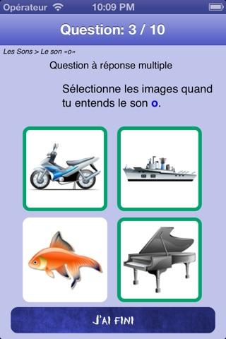 uneStar Français CP Gratuit screenshot 2